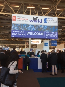 Salon IoT World